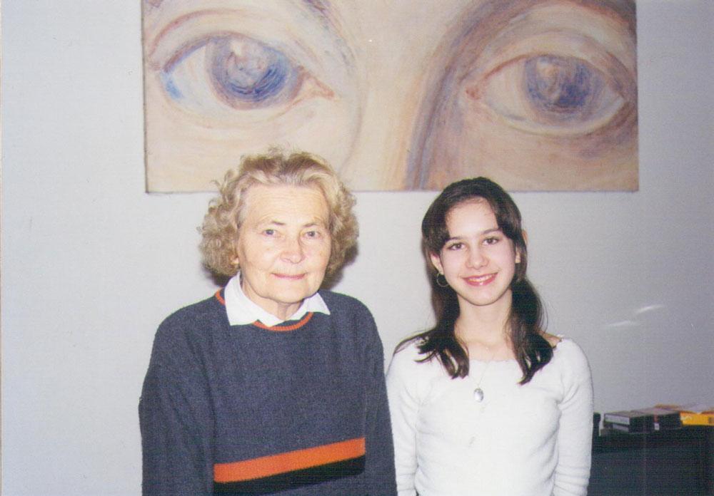 S Evou Fischerovou