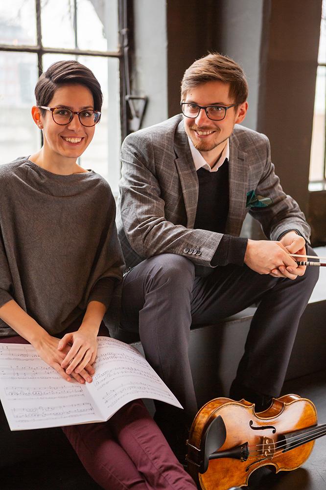 Gallery image: Promo foto - Alena Hučková a Martin Ruman