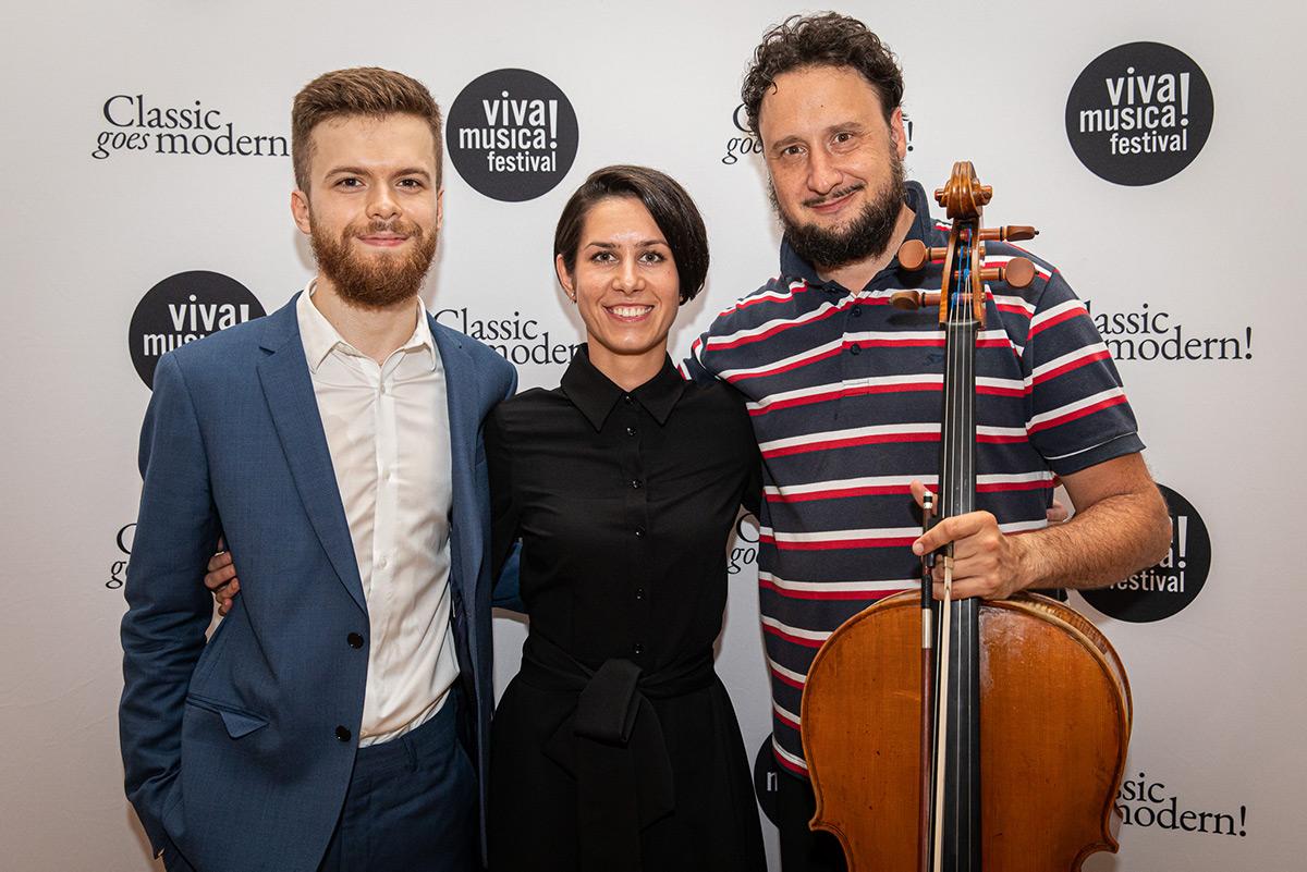 Gallery image: Martin Adámek: Recitál - Viva Musica! festival 2020
